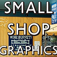 SMALL SHOP GRAPHICS ©GRAPHITICA