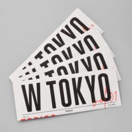 W Tokyo©GRAPHITICA