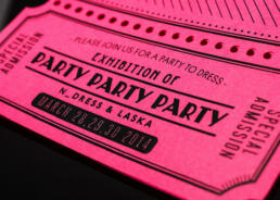 PARTY PARTY PARTY ©GRAPHITICA
