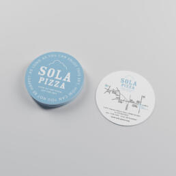 sola pizza ©GRAPHITICA