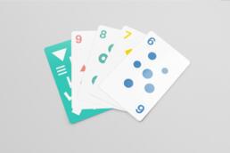 HugMug Playing Cards ©GRAPHITICA